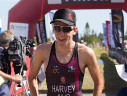 Luke Harvey shines at All Schools Triathlon