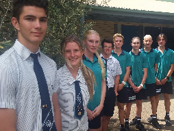 Sport Representatives Aplenty at VPSHS!