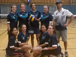 Schools Cup Girls Volleyball 2016 Report