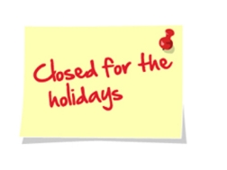 School Canteen - Closed Thursday and Friday